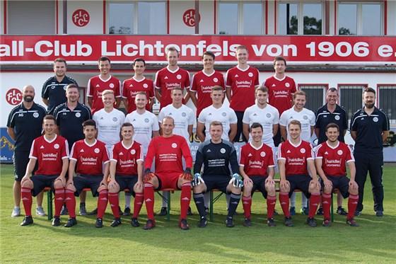 1 Fc Lichtenfels Erwachsene M Nnlich Teamfotos