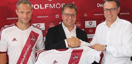 Neuer Club-Sponsor aus Schweinfurt: Mit Wolf Möbel zurück in die ...