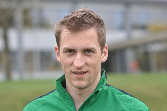 Achim Ernst mit 4 Toren bester Torschütze der Frösche.