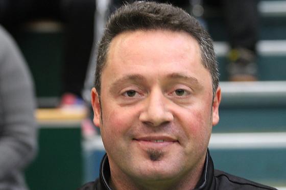 Mit viel Freude seit vielen Jahren als Trainer tätig: Daniele Anzalone